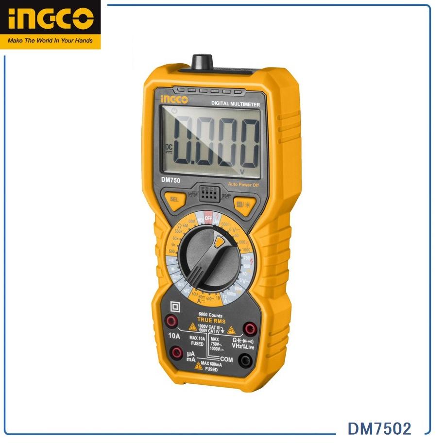 999  DMM DW4 INGCO DM7502
