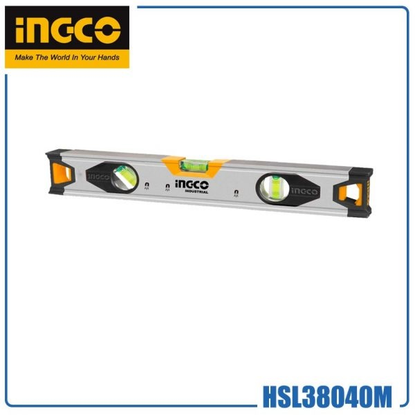 999   SPIRIT LEVEL CN2 INGCO 40CM HSL38040M